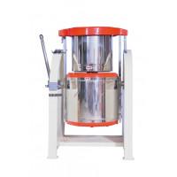Sowbaghya Commercial SS Tilting Wet Grinder - 7 litre